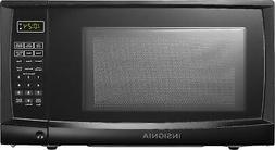 Insignia- 0.7 Cu. Ft. Compact Microwave - Black