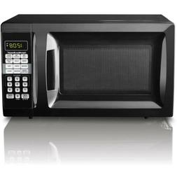 Hamilton Beach 0.7 cu ft Microwave Oven W/ Child Safety Lock