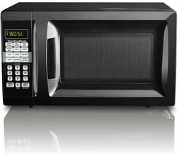 Hamilton Beach 0.7 Cu. Ft. Microwave Oven Child Safety Lock