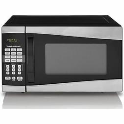 Hamilton Beach 0.9 Cu. Ft. 900W Microwave, Stainless Steel S