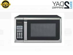 Hamilton Beach 0.9 Cu. Ft. Stainless Steel Microwave Oven Co