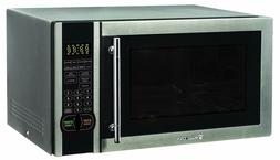 Magic Chef 1.1 Cu. Ft. 1000-Watt Microwave Oven in Stainless