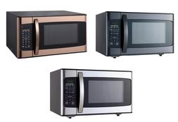 1.1 Cu. Ft. 1000 Watt Microwave Oven 6 Pre Set Options 10 Po