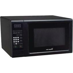 Magic Chef 1.1 cu. ft. Countertop Microwave in Black