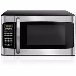 Hamilton Beach 1.1 cu ft Microwave 1000 Watts CounterTop Kit