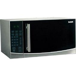 RCA 1.1 Cu. Ft. Microwave Oven, Stainless Steel