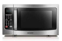 Toshiba 1.5 Cu. Ft. Convection Microwave Oven, Stainless Ste