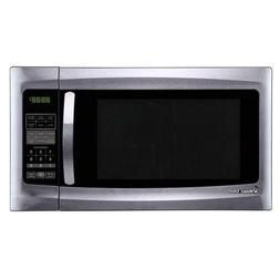 Magic Chef 1.6 cu. ft. Countertop Microwave in Stainless Ste