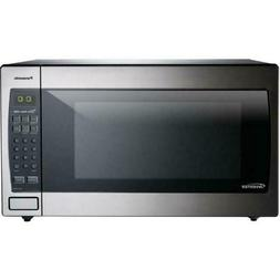 Panasonic 1.6 Cu. Ft. Stainless Steel Microwave with Inverte