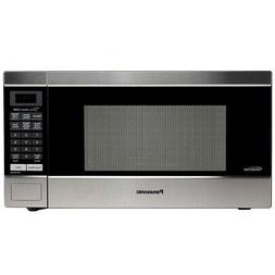 Panasonic 1.6 Cubic Feet Microwave Oven Stainless Steel