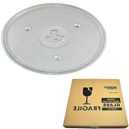 "10-1/2"" Glass Turntable Tray for Sunbeam SGB8901 SR11093 GAE"