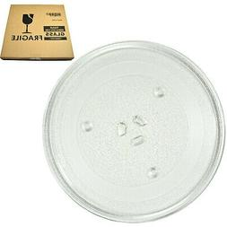 10-inch Glass Turntable Plate Tray for Magic Chef MCB MCD MC