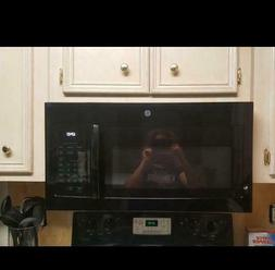 GE 1000W 1.6 Cu.Ft. Over-the-Range Microwave