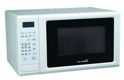 Magic Chef 1000W Countertop Microwave Autocook Defrost Push-