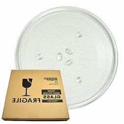 "HQRP 11-1/4"" Glass Microwave Plate for Magic Chef MC Series"
