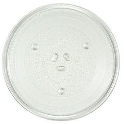 11-1/4 inch Glass Turntable Tray for Magic Chef Microwave Ov