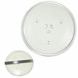 11-1/4 inch Glass Turntable Tray for Daewoo 3517203500 HMT86