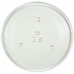 "11.25"" Microwave Glass Turntable Plate Replacement For GE An"