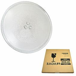 """12-3/4"""" Glass Turntable Tray for GE HVM JNM JVM SCA Series M"""