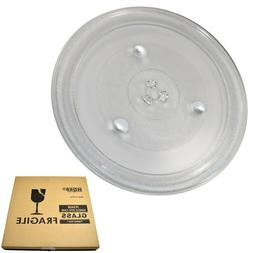 HQRP 12-3/8 inch Glass Turntable Tray for Hamilton Beach P10