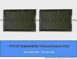 2 Pack Compatible for Frigidaire 5304464105 Microwave Oven M