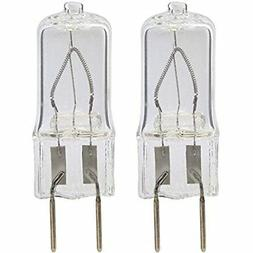 2pack - WB25X10019 20W Halogen Lamp Bulb 20W replacement for