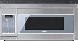 Smeg 30'' Linea Design Over-the-Range Microwave, Stainle