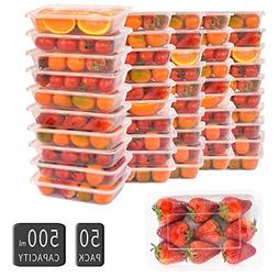 50 meal prep containers