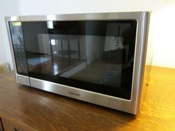 Kenmore 75653 1.2 cu. ft Microwave Oven Stainless Steel