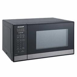 Panasonic .9CuFt Stainless Steel Countertop Microwave Oven N