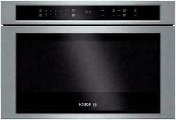 Bosch - 800 Series 1.2 Cu. Ft. Built-in Microwave Drawer - S