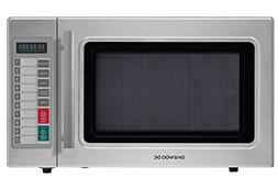 Daewoo Stainless Steel 1.0 Cu Ft Commercial Microwave Oven 1