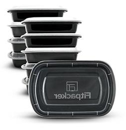 Fitpacker Meal Prep Containers - USA Quality and Safety - BP