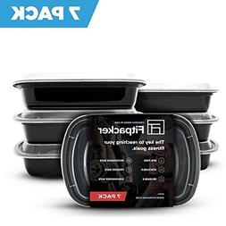 Fitpacker Meal Prep Containers - Portion Control Lunch Box