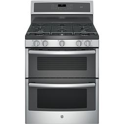 Ge - Profile Series 6.8 Cu. Ft. Self-cleaning Freestanding D