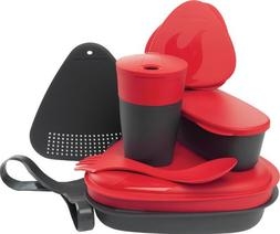 Light My Fire 8-Piece BPA-Free Meal Kit 2.0 with Plate, Bowl