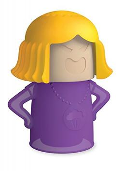 New Metro Design Angry Mama Microwave Cleaner - Purple Base