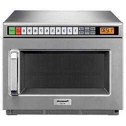 Panasonic 1200W Digital Commercial Microwave Oven, 120V, 0.6