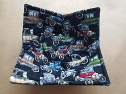 Antique Cars Microwave Bowl Cozy, Model T Reversible Microwa