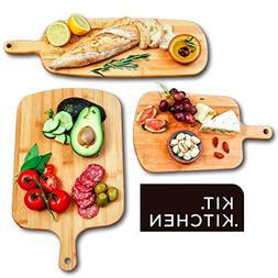 KIT KITCHEN Exclusive Chef's Edition Cutting Boards - 100%