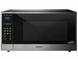 Panasonic 1.6 Cu. Ft. Built-In/Countertop Cyclonic Wave Micr