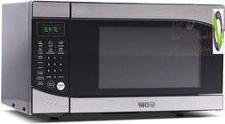 Commercial Chef Chm009 Countertop Microwave Oven 900 Watt, 0