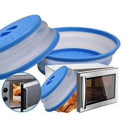 Collapsible Microwave Cover Silicon Microwave Oven Splatter
