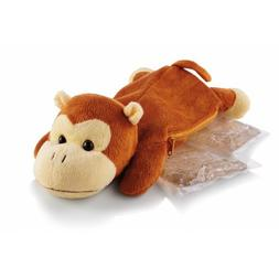 Sunbeam 1925-715 Comfort Friends Hot/Cold Packs, with plush