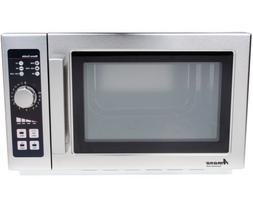 Amana Commercial Microwave Oven RCS10DSE  Brand New