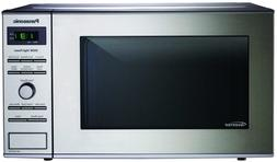 Panasonic Compact Inverter 0.8-cu ft Microwave, Stainless St