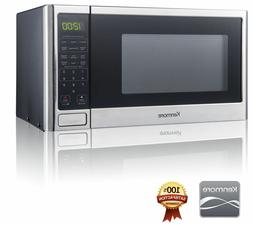 Kenmore Counter top Microwave Oven Small 0.9 cu ft Black War