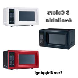 Countertop Compact 700W Microwave Oven Home Office Kitchen D