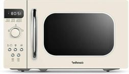 Countertop Microwave Oven with Compact Size, Position-Memory