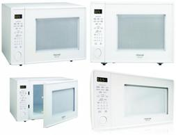 Sharp Countertop Microwave Oven ZR559YW 1.8 cu. ft. 1100W Wh